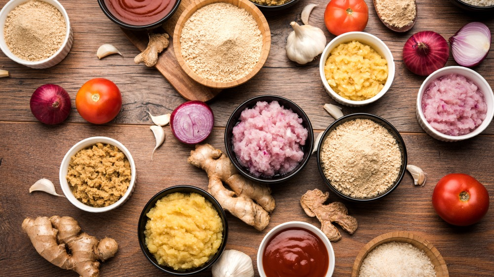 gewuerze zutaten curry